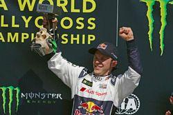 Winner Mattias Ekström, EKS, Audi S1 EKS RX Quattro