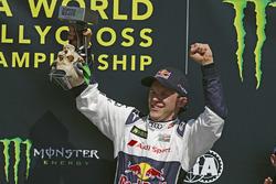 Winnaar Mattias Ekström, EKS, Audi S1 EKS RX Quattro