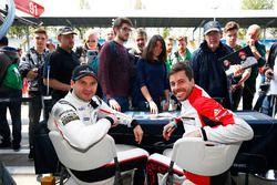 Richard Lietz, Frédéric Makowiecki, Porsche Team