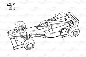 McLaren MP4-11 1996 overview