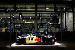 La BMW M235i, gagnante du VLN 2016