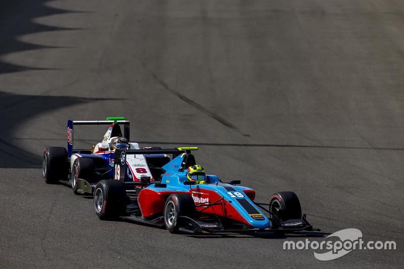 Alessio Lorandi, Jenzer Motorsport, Sandy Stuvik, Trident