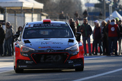 Дани Сордо и Марк Марти, Hyundai i20 WRC