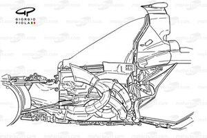 Ferrari F2004 (655) 2004, gruppo motore