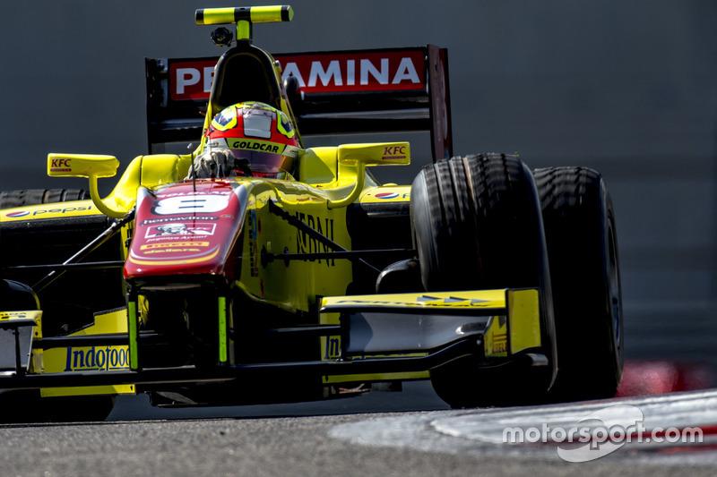 Alex Palou, Pertamina Campos Racing