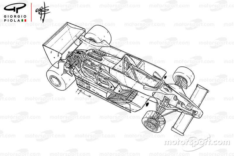 Lotus 79 detailed overview