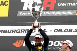 Podium: 1. Josh Files, Target Competition, Honda Civic Type R-TCR