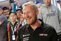 Jarmo Lehtinen, Toyota director deportivo