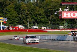 Sam Hornish Jr., Team Penske Ford takes the win