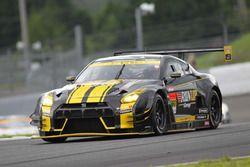 #360 Tomei Sports Nissan GT-R Nismo GT3: Yusaku Shibata, Atsushi Tanaka
