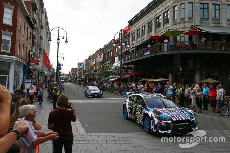 Кен Блок, Hoonigan Racing Division Ford