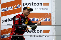 Podium: #4 Aust Motorsport, Audi R8 LMS: Patric Niederhauser