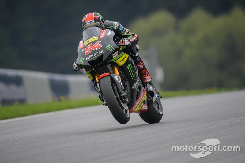 16. Jonas Folger, Monster Yamaha Tech 3