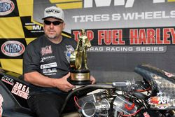 1. Pro Stock Bike: Jay Turner