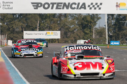 Mariano Werner, Marcos Muchiut, Juan Ronconi, Werner Competicion Ford, Juan Martin Trucco, Elio Craparo, Eduarco Bracco, JMT Motorsport Dodge
