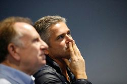 Neil Oatley, Design and Development Director for the McLaren Formula One team and Gil de Ferran