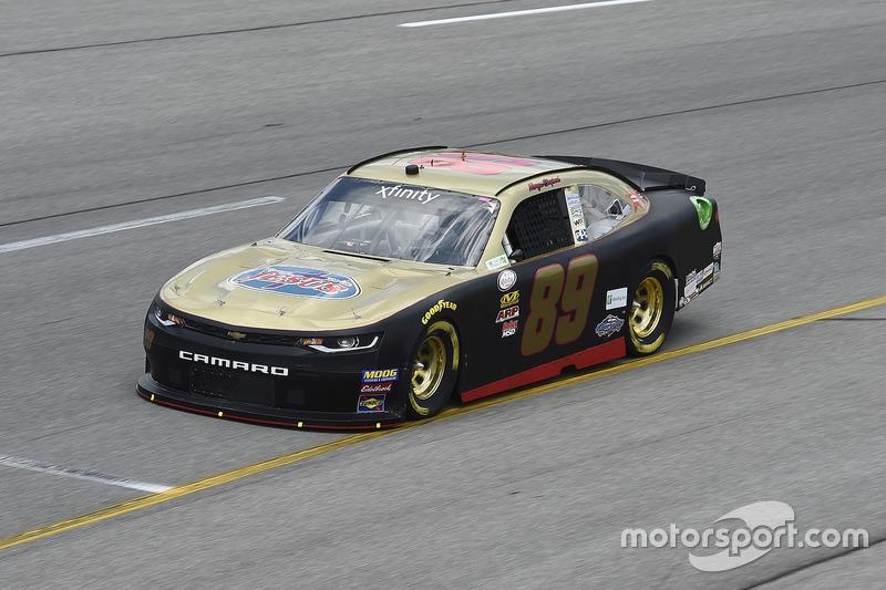 Morgan Shepherd, Shepherd Racing Ventures, Chevrolet