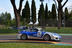 Porsche 997 Cup-GTCup #175, Di Leo-Poppy