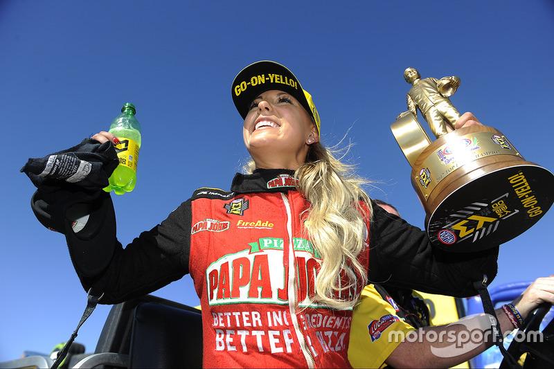 1. Top Fuel: Leah Pritchett