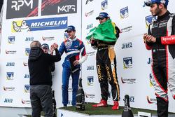 Podium: 2. Egor Orudzhev, AVF; 1. Pietro Fittipaldi, Lotus; 3. Roy Nissany, RP Motorsport