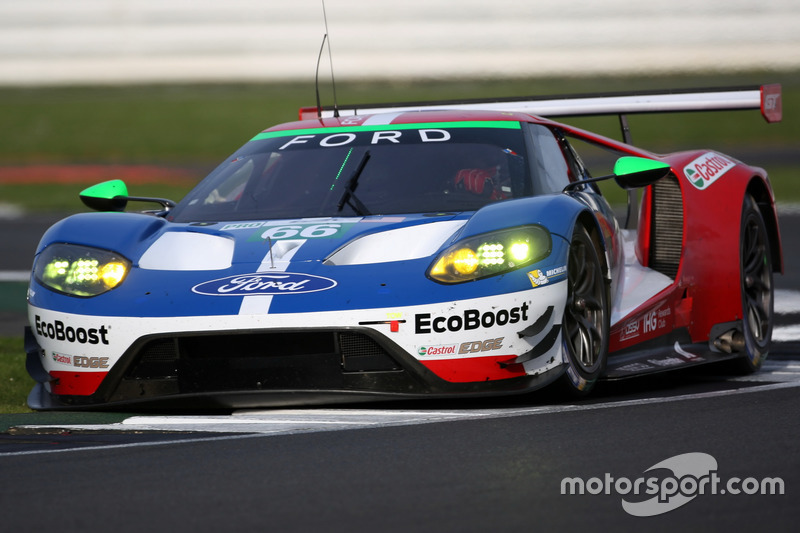 4. GTE-Pro: #66 Ford Chip Ganassi Racing, Ford GT