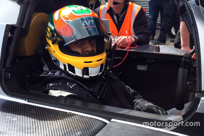 Karun Chandhok, T-Sport Racing Ligier JS P3