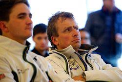 #37 Bentley Team Abt, Bentley Continental GT3: Christian Menzel; #38 Bentley Team Abt, Bentley Conti