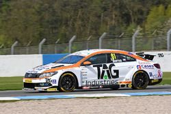 Will Burns, Tony Gilham Racing, Volkswagen CC