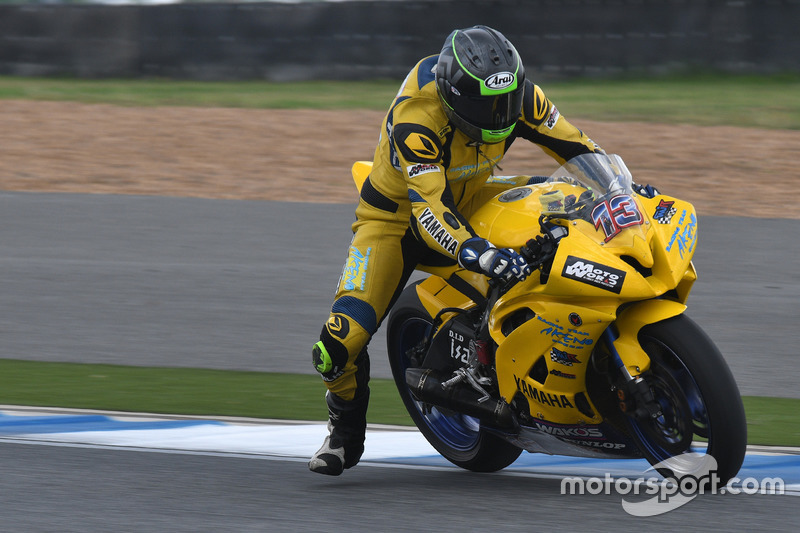 Anthony West, SuperSports 600cc