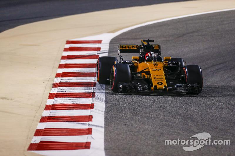 9e Nico Hulkenberg, Renault Sport F1 Team RS17