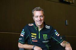 Hervé Poncharal, Monster Yamaha Tech 3 Teambaas