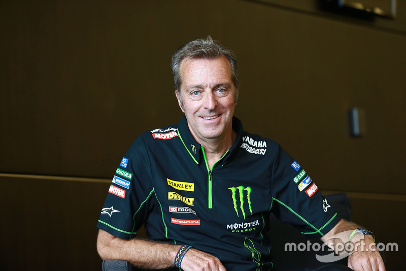 Hervé Poncharal, Monster Yamaha Tech 3 Team Principal