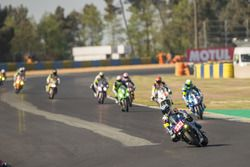 #333 Yamaha: Bastien Mackels