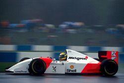 Ayrton Senna, McLaren Ford MP4/8