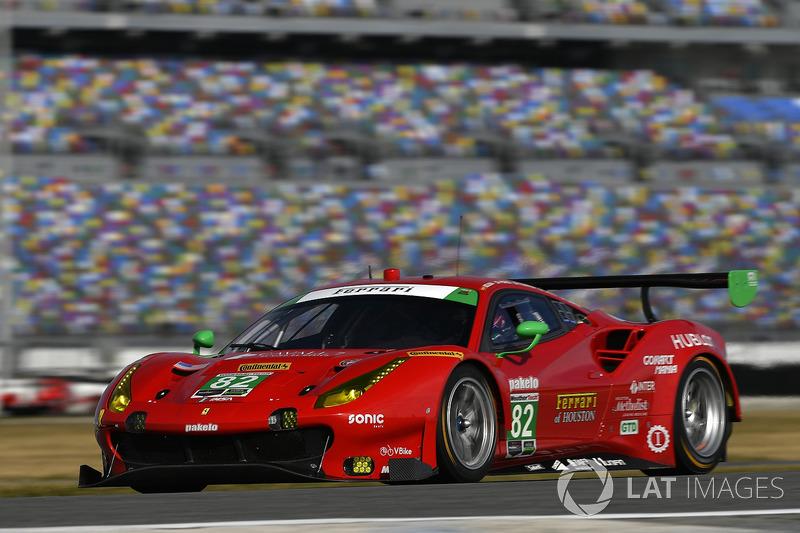 17. GTD: #82 Risi Competizione, Ferrari 488 GT3