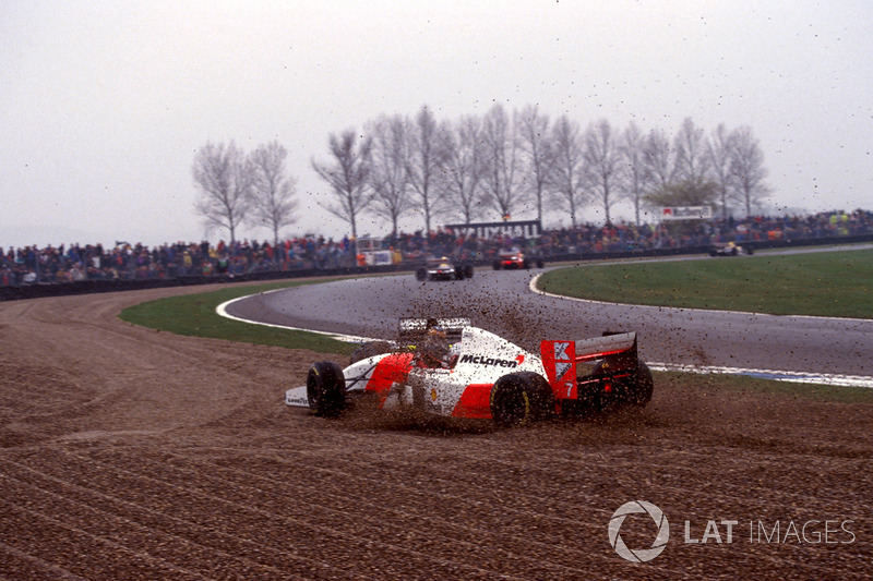 5 - Michael Andretti, McLaren - 1993