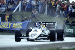 Джонатан Палмер, Williams FW08C-Ford Cosworth