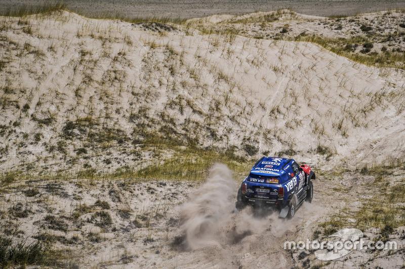 #312 X-Raid Team Mini: Jakub Przygonski, Tom Colsoul