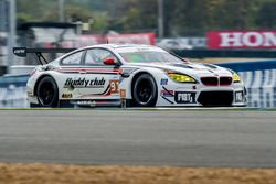 #91 FIST-Team AAI BMW M6 GT3: Jun San Chen, Jesse Krohn, Chaz Mostert