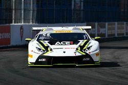 #55 Dream Racing Motorsport Lamborghini Huracan GT3: Yuki Harata