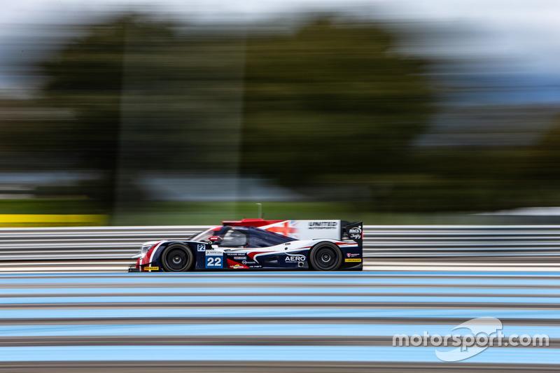 (LMP2) #22 United Autosports, Ligier JSP217 - Gibson: Philip Hanson, Filipe Albuquerque, Bruno Senna