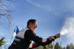 Winner Julien Ingrassia, M-Sport Ford