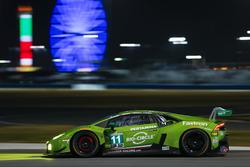 #11 GRT Grasser Racing Team Lamborghini Huracan GT3, GTD: Rolf Ineichen, Mirko Bortolotti, Franck Pe