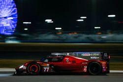 #77 Mazda Team Joest Mazda DPi, P: Oliver Jarvis, Tristan Nunez, ReneŽ Rast