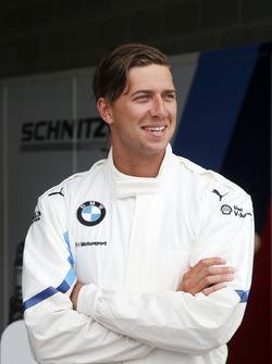 #43 BMW Team Schnitzer BMW M6 GT3: Chaz Mostert