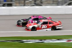 Christopher Bell, Joe Gibbs Racing Toyota, Ryan Reed, Roush Fenway Racing Ford