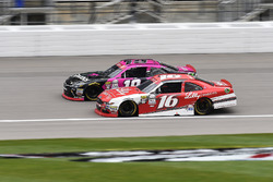 Christopher Bell, Joe Gibbs Racing Toyota, Ryan Reed, Roush Fenway Racing Ford