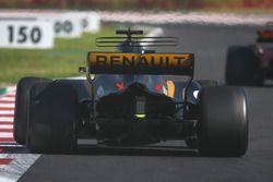 Renault Sport F1 Team RS17 parte trasera