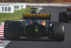 Arrière de la Renault Sport F1 Team RS17