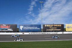 Jimmie Johnson, Hendrick Motorsports Chevrolet, Jamie McMurray, Chip Ganassi Racing Chevrolet, Chase